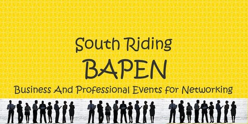 South Riding BAPEN Nework Event