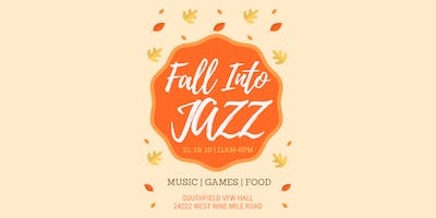 Fall Into Jazz Music and Food Festival