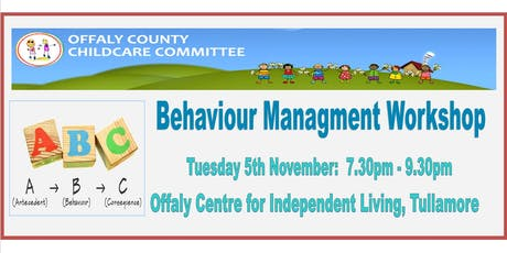 Behaviour Management Workshop tickets