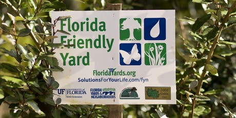 Creating a Florida-Friendly Landscape in an HOA World tickets