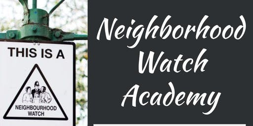 Neighborhood Watch Academy