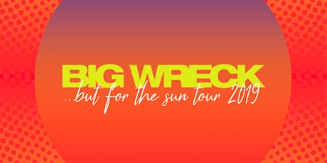 Big Wreck tickets