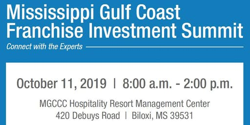 MS Gulf Coast Franchise Investment Summit