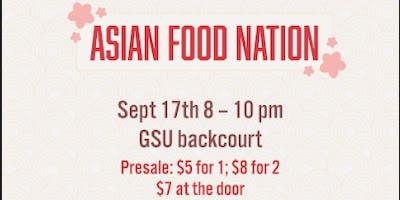 Asian Food Nation