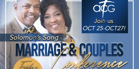 Solomon's Song: Marriage and Couples Conference tickets