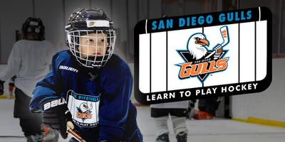 San Diego Gulls Learn to Play