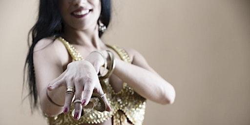 Lezione Prova di Danza del ventre livello intermedio - MILANO RIPAMONTI giovedì ore 20.00