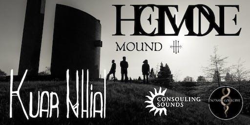 NNC w/ Hegemone + Kuar Nhial + Mound