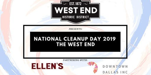 National CleanUp Day 2019 in The West End