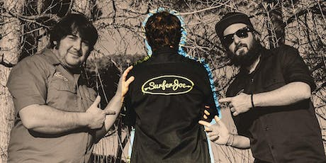 Surfer Joe & Band with 13 Tikis and The Breakers at Brauer House tickets