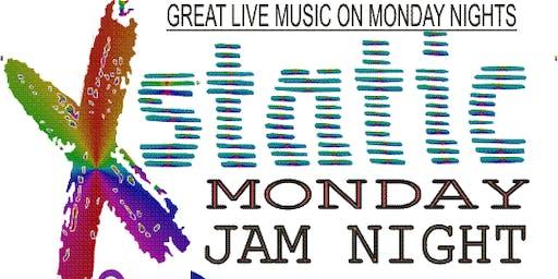 Xstatic Band Monday Jam Night