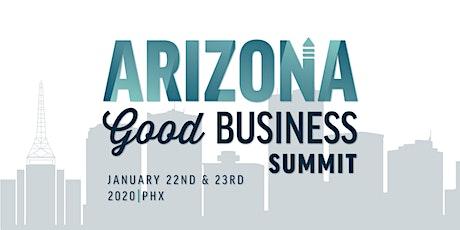Arizona Good Business Summit tickets