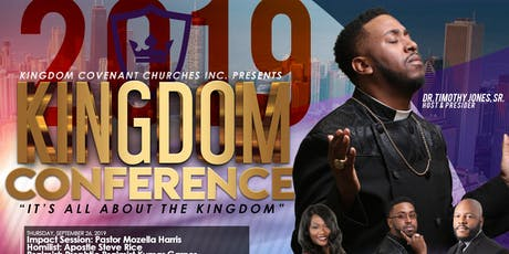 2019 Kingdom Conference Luncheon tickets