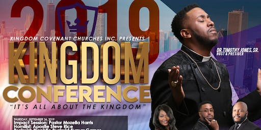 2019 Kingdom Conference Luncheon