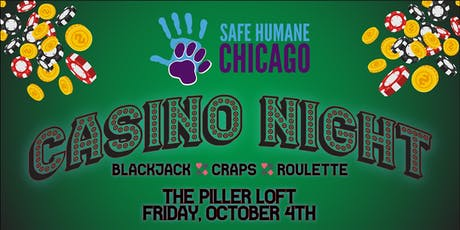 SHC Casino Night tickets