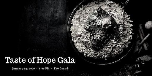 Taste of Hope Gala