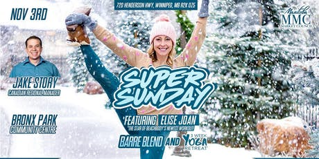 Super Sunday with Super Trainer ELISE JOAN tickets