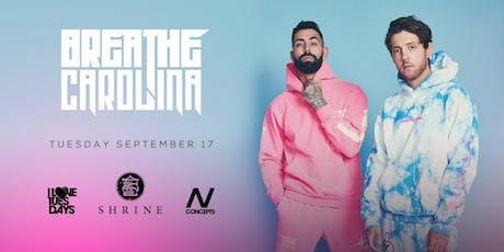 I Love Tuesdays feat. Breathe Carolina 9.17.19 tickets
