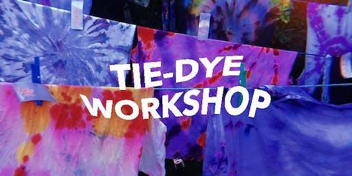Psychedelic Tie-Dye Tees