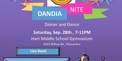 Dandia for Youth Cricket with Live Band