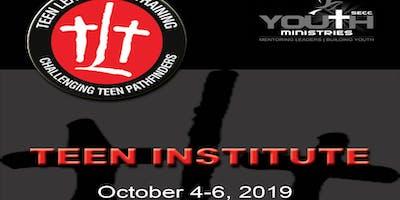 Pathfinder Teen Institute 2019