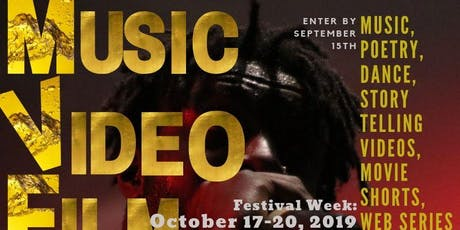 Film Festival - Multi-Genre (Indie, Underground, Movie Shorts, Music/Poetry Videos) tickets