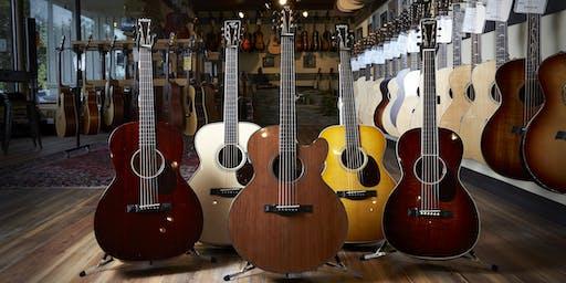 Santa Cruz Guitar Company Clinic At Cream City Music