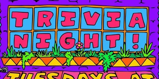 Trivia Night at Pink Elephant Room