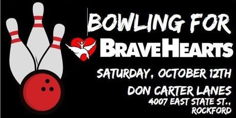 Bowling for BraveHearts tickets