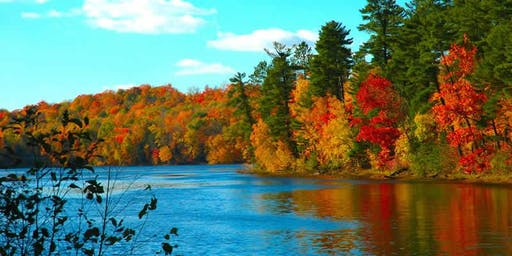 Fall Foliage Nature Pontoon Tour