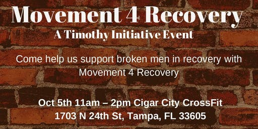 Movement-4-Recovery @ Cigar City Crossfit