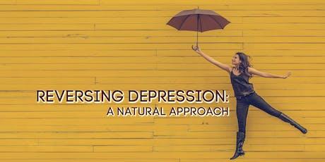 Depression is Reversible Seminar tickets