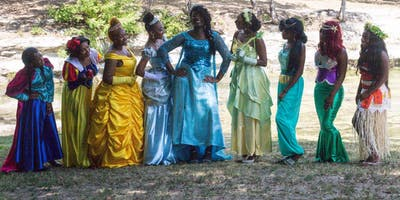 Princesses With A Touch Of Brown Annual Royal Ball