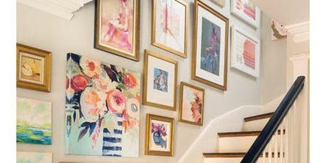 Designing Your Home's Gallery Wall tickets