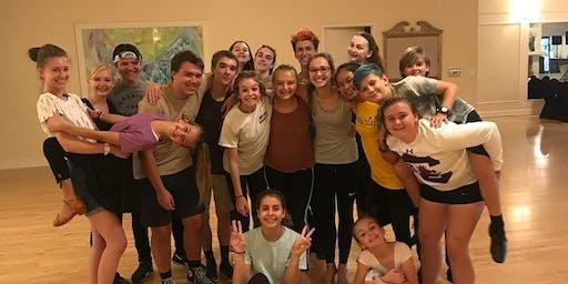 Youth Ballroom Dance Class