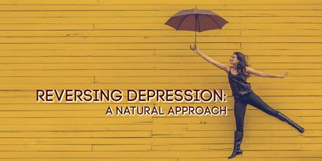 Depression is Reversible: Free Seminar tickets