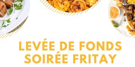Soirée Fritay  billets