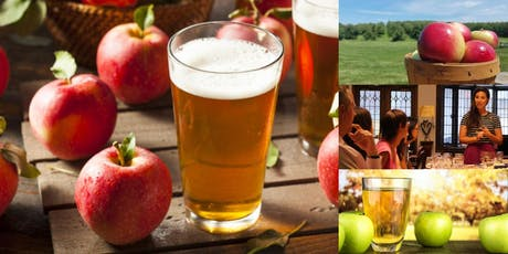 Tasting Hard Ciders From Around the World tickets