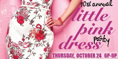 10th Annual Little Pink Dress Party