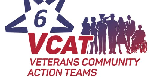 VCAT Region 6, September Membership Meeting, Veteran Services Network Organization