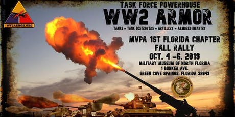 MVPA First Florida Chapter Fall Rally tickets