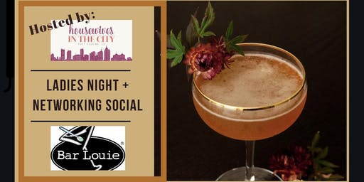 September Social at Bar Louie