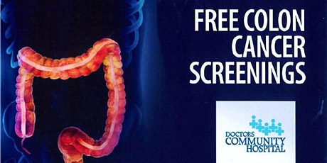 NO COST Colonoscopy for Prince George's County Residents		   tickets