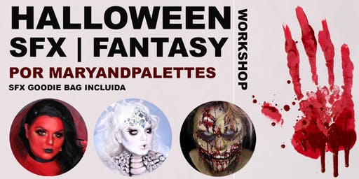 SFX | FANTASY HALLOWEEN WORKSHOP