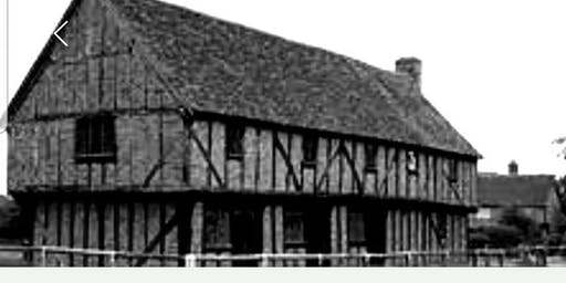 Ghost Hunt MOOT hall Bedfordshire