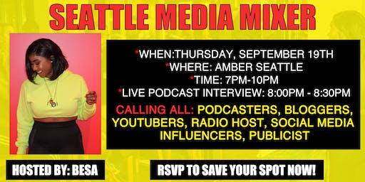 Seattle Media Mixer