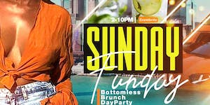 HENNESSY PRESENTS SUNDAY FUNDAY #BRUNCH AND #DAYPARTY