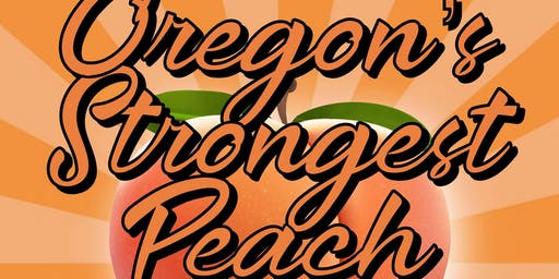 Oregon's Strongest Peach 2019