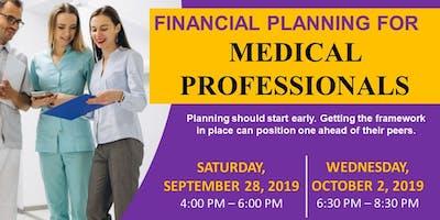Financial Seminar for Medical Professionals