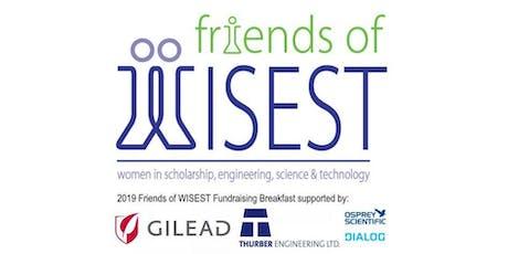 Friends of WISEST Fundraising Breakfast tickets
